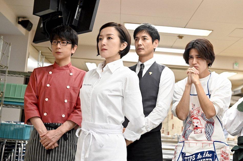 鈴木京香グランメゾン東京でのイヤーカフはどこのブランド?値段