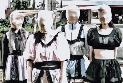 【画像】プランクスターズの気持ち悪いと噂のライブ動画が世紀末過ぎたw