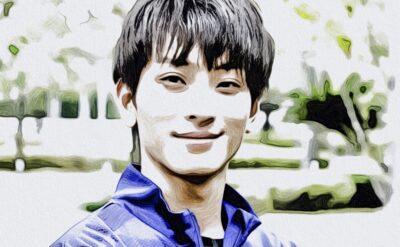 【画像】橋岡優輝の片耳ピアス姿がイケメンと話題!どこのブランドか調査!